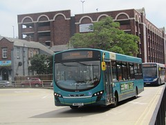 Arriva North East 1470 NK61CYC Middlesbrough Bus Stn on 28 (1280x960) (dearingbuspix) Tags: arriva arrivanortheast nk61cyc 1470