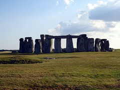 Stonehenge seen form the Avenue (markhorrell) Tags: britain walking stonehenge wiltshire antiquities