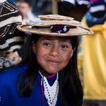 Silvia, una bambina al mercato