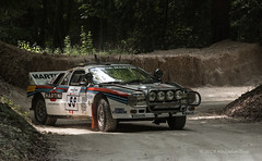 Lancia - FoS (1647) (Malcolm Bull) Tags: include rally stage goodwood festival speed 20180713fos1647edited1web lancia 037