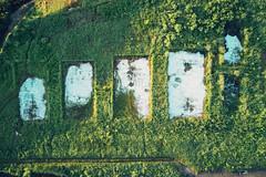 廢球場 Ruin (里卡豆) Tags: chiayicity taiwanprovince taiwan tw 臺灣省 台灣 city aerial photography aerialphotography mavicair dji 大疆 空拍機 mavic air drone