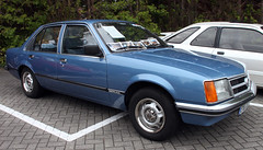 Commodore (Schwanzus_Longus) Tags: wiesmoor german germany old classic vintage car vehicle sedan saloon opel commodore berlina gm general motors vauxhall holden