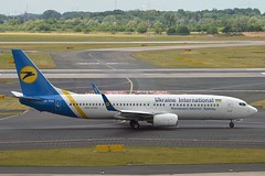 Ukraine International Airlines UR-PSX Boeing 737-8EH Winglets cn/34280-2100 @ EDDL / DUS 16-06-2017 (Nabil Molinari Photography) Tags: ukraine international airlines urpsx boeing 7378eh winglets cn342802100 eddl dus 16062017