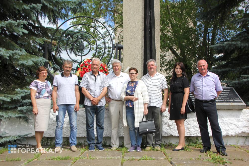 Делегация Новгородской области посетила Владимирщину