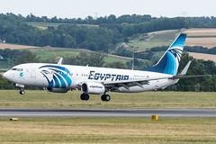 B738_MS797 (CAI-VIE)_SU-GEA_2 (VIE-Spotter) Tags: vienna vie airport airplane flugzeug flughafen planespotting wien