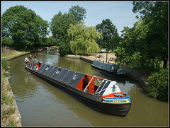 AQUILA (Jason 87030) Tags: boat narrowboat aquila braunston rally event show parade water cut canal gus granunioncanal scene vantage color colour northants northamptonshire 2018