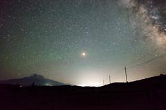 20180711-LRC94074 (ellarsee) Tags: mars milkyway mountshasta astrolandscape bracketedforhdr flickr landscape night nightlandscape