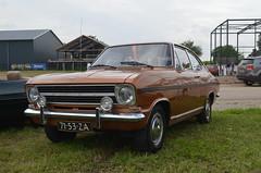 1973 Opel Kadett B 71-53-ZA (Stollie1) Tags: 1973 opel kadett b 7153za dodewaard