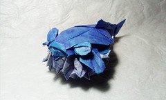 Puffer (GGIamBatman) Tags: origami papiroflexia pez fish puffer