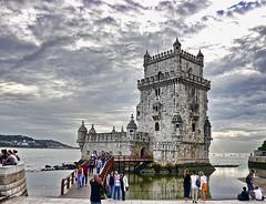 photo - Belém Tower, Lisbon (TpzAdj) (Jassy-50) Tags: topazadjust filter photo belem belém lisbon portugal belémtower belemtower tower fortification tagusriver tagus river manuelinearchitecture manueline architecture unescoworldheritagesite unescoworldheritage unesco worldheritagesite worldheritage whs