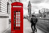Londra (Lord Seth) Tags: d7200 london londra lordseth uk biancoenero blackandwhite holydays nikon red telephone telephonebox vacanze
