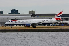 ERJ-190 G-LCYT London City 28.06.18-2 (jonf45 - 4 million views -Thank you) Tags: london city airport eglc lcy airliner civil aircraft plane aeroplane flight aviation june 2018 erj 190 emb ba baw cfe british airways cityflyer embraer erj190sr glcyt