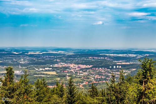 Widoki z Góry Borowej-4