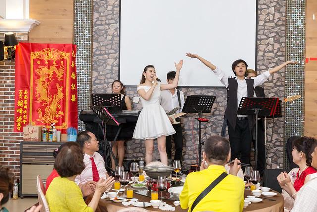 台南婚攝 大成庭園餐廳 紅樓 (96)