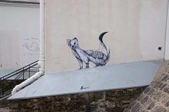 Mechanimal (OliveTruxi (1 Million views Thks!)) Tags: ardif arturbain codex matthieu paris streetart urbanart france