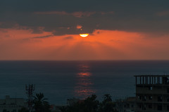 Sunset (stefanos-) Tags: byblos lebanon middleeast travelling arab backpacking mountlebanongovernorate lb