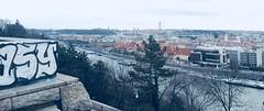 Pague, Czech Republic - 1 (MarinaN.) Tags: prague czechrepublic february2018 2018 lovetravelling amazingcity castle citadel metronome