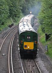 Slimline (Treflyn) Tags: hastings line class 201 demu 1001 clag gradient reading earley fading light return southdevoncoaster railtour paignton slimline thumper