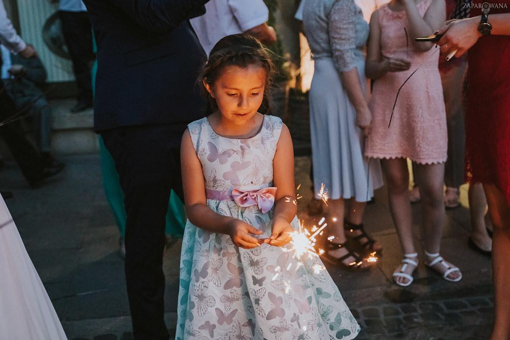 573 - ZAPAROWANA - Kameralny ślub z weselem w Bistro Warszawa