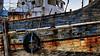 Colours in Camaret-sur-Mer (Eric@focus) Tags: ship wreck cemetery colours bretagne brittany epave scheepswrak colorefexpro viveza nikfilters cimetièredebateaux greatphotographers pse2018 contrast structure