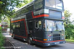 G & L Coaches - Lincolnshire (Hesterjenna Photography) Tags: t238jal bus psv coach volvo olympian alexander royale dublinbus dublin nottingham lincolnshire lincs boston stickney