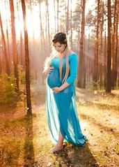 IMG_3561 (LianaDace) Tags: maternity preganacy pretty beautiful mother goddess portrait sun sunset orange yellow forest woods magic magical family garden people