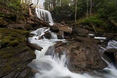 Upper Falls of Hills Creek (Ken Krach Photography) Tags: westvirginia fallsofthehillscreek
