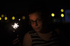 Flower of light (albert.brch) Tags: flower light floweroflight portrait girl brightness night canon 50mm happiness dreams wishes
