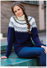 28912 (ducksworth2) Tags: sweater bulky chunky thick jumper knit knitwear turtleneck