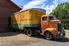Moving Day (garshna) Tags: losthighwaymuseum pomeroywashington truck dodge