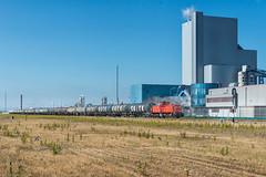 2018.06.29_12316_Maasvlakte_DBS 6439 (rcbrug) Tags: dbs maasvlakte vlakte kolencentrale lyondell ketelwagens bediening