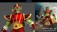 Minotorc Warrior Low Poly Character Modeling by Gameyan Character Design Studio - New York, USA (GameYanStudio) Tags: character charactermodeling characterdesign modeling lowpolycharacters lowpoly concept art 3dcharacter gameart texturing 3dcharactermodeling