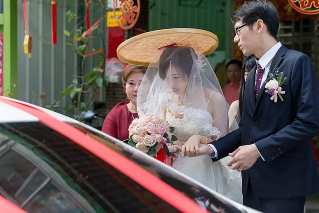 台南婚攝 大成庭園餐廳 紅樓 (39)