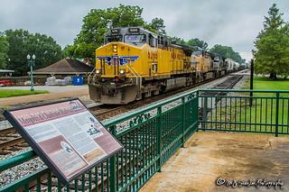 UP 6266 | GE AC44CW | NS Memphis District West End