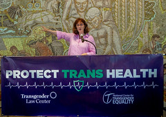 2018.07.17 #ProtectTransHealth Rally, Washington, DC USA 04679
