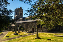 St Martin's Church (Gary S Bond) Tags: great britain lake district united kingdom 2018 a65 alpha bowness cumbria england july lakes north shabbagaz sony summer uk west windermere greatbritain lakedistrict unitedkingdom bownessonwindermere