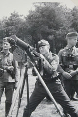 Luftabwehr mit MG 08 (djangobuchmeier) Tags: luftabwehr maschinengewehr mg war wehrmacht ww2 waffe weapon helden deutschland armee army krieg