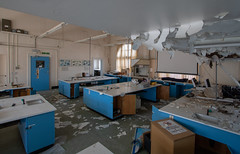 Abandoned Education (scrappy nw) Tags: abandoned scrappynw scrappy derelict decay forgotten canon canon750d rotten urbex ue urbanexploration urbanexploring uk interesting college university learning education class room classroom