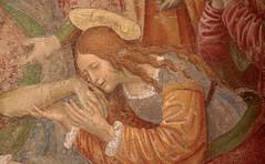 Giovan Stefano Scotti (Milano, documentato dal 1485 al 1520) - Compianto su Cristo morto (1515-1520) affresco strappato 117 x 180 cm - Accademia Carrara Bergamo (raffaele pagani (away for a while)) Tags: accademiacarrara lacarrara pinacoteca artgallery bergamo lombardia lombardy nord italia northernitaly pisanello mantegna foppa bellini raffaello raphael tiziano titian lotto moroni baschenis rubens tiepolo canaletto guardi hayez previati museo museum canon