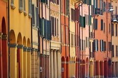 """I colori di Bologna (""""Stròlic Furlàn"""" - Davide Gabino) Tags: bologna italia italy colori bellezza feelinggood"""