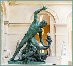 Musée du Louvre (Totugj) Tags: nikon d5100 arte museo musée du louvre parís francia france europa europe escultura