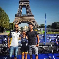 Ana Mariblanca team clavería Grand Prix París 1