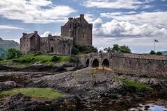 Eilean Donan Castle (michael.mu) Tags: leica nordicvisitor scotland castle eileandonan m240 50mm leicaaposummicronm50mmf2