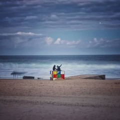 Maroubra Rubix Cube Huawei P20 Pro - Silky Water Mode #maroubra #huaweip20pro #huawei #sydney #ilovesydney #igerssydney #visitnsw #australia #sunset #landscape #landscapephotography #landscape_captures #sunset_vision #way2ill #focusaustralia #earthofficia (alexkess) Tags: instagram ifttt