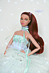 Magic (КристинаCristina) Tags: integrity toys fashion royalty poppy parker barbie doll dollphotographer dollcollector golden holiday