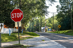 Road to Mr. Carmel - S.C. (DT's Photo Site - Anderson S.C.) Tags: canon 6d 24105mml lens mtcarmel southcarolina mccormick upstate rural small vanishing country village town city dying fading rustic vintage pastoral scenic southern america usa landscape southernlifee southeast decaying yesteryear bygone serene rfd summer