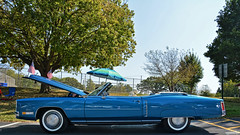 1972 Cadillac Eldorado (Chad Horwedel) Tags: 1972cadillaceldorado cadillaceldorado cadillac cady eldorado classic car convertible huntleyfallfestpedalsforpaws huntley illinois