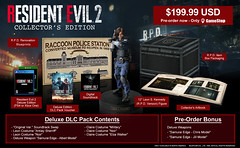 resident evil 2 collector (Shady_77) Tags: residentevil residentevil2 collector editioncollector coffretcollector