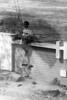 img287 (Höyry Tulivuori) Tags: india 1970 street life people cars monochrome men women child 70s vintage seventies temple city country индия улица чернобелое автомобиль дома народ быт
