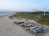 Wijk aan Zee strand (de kist) Tags: kap nederland thenetherlands wijkaanzee timboektoe tatasteel noordzee northsea strand beach duinen dunes aerial luchtfoto aerialphotography luchtfotografie